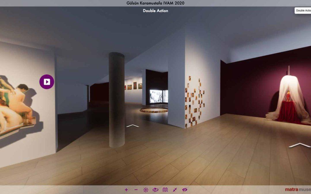 Gülsün Karamustafa. Virtual exhibition. IVAM