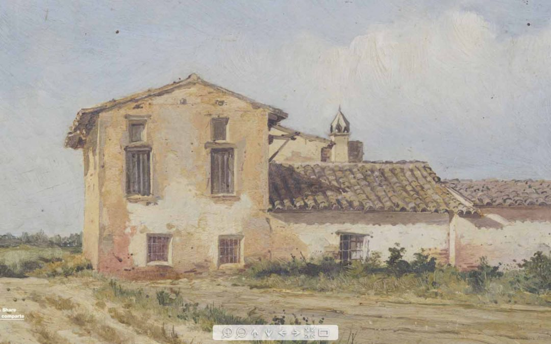 The Farmhouse Picture