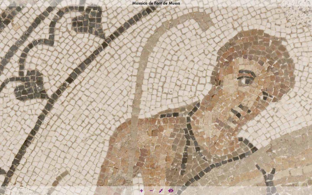 Font de Mussa Mosaic