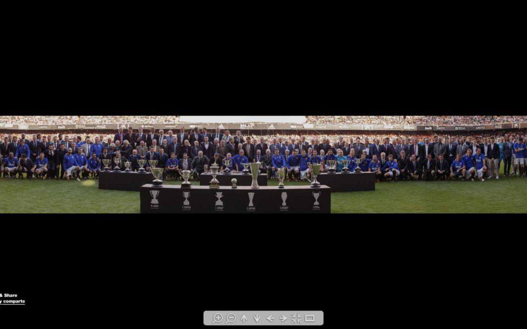 VCF Legends. Group Photo